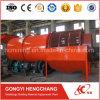 Ahorro de energía de la mini planta de lavado de oro Trommel