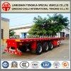 De la ISO del SGS CCC del aire de la suspensión del plano acoplado del carro semi