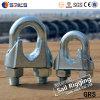 米国鋳造に電気Galvワイヤーロープクリップをタイプしなさい