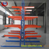 Magazzino Cantilever Racking, Storage Double Side Cantilever Rack con Two Arm