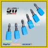 Jinoo HRC45 2 플루트 마이크로 곡물 탄화물 공 코 끝 선반 비트