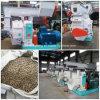 De Houten Korrel die van de biomassa Machine maakt