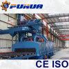 탄 폭파 기계 고품질 2017 ISO/Ce 청소 기계가 Q69 시리즈 강철에 의하여 윤곽을 그린다