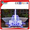 la fontana esterna del giardino dell'acqua di Dancing di musica del diametro di 3m può essere personalizzata