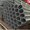 Dünnes Wand-Schwarz-rundes Stahlrohr/Gefäß für Baumaterialien