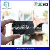 Carte de visite professionnelle de visite noire UV en métal de Matt de fournisseur de la Chine