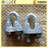 ISO9001 3/16 verplaatst ons centimeter voor centimeter Klemmen van de Kabel van de Draad van het Type de Buigzame