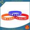 2014熱い昇進の低価格のカスタムシリコーンWristband&Bracelet (KD1851)