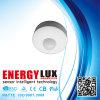 Es-P12A 360 grados de techo lámpara de infrarrojos del sensor de movimiento PIR