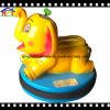 Carro de bateria para o parque de diversões que compete o elefante dos desenhos animados do passeio