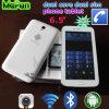 Dubbele Androïde PC van de Tablet van de Groef van de Kaart SIM/de Androïde Dubbele Tablet van de Telefoon van de Kern Mtk83