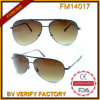 FM14017 Latest Rayman Pilot Sunglasses с Blue Revo Lens