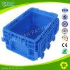 Recipiente azul da UE da alta qualidade da cor com tampas