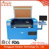 Cortadora heterotípica tejida 80W caliente del laser de la marca registrada de la impresión de la tela del bordado de la tela de Reci de la venta