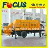 Bomba concreta Diesel do reboque da capacidade de entrega 81m3/H- da alta qualidade 88m3/H