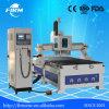 Машина маршрутизатора CNC Atc линейного автоматического изменения инструмента деревянная