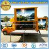 Kleines Foton im Freienled LKW 3 Tonnen Fodable bekanntmachend Stadiums-Fahrzeug-