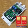 Regulador doble del telecontrol del G/M SMS de la tarjeta de G/M-Dkay SIM