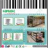 Projeto de sistema do racking do supermercado da loja