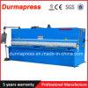 Machine 2017 de découpage en aluminium hydraulique d'Estun E21s QC12y 6X4000