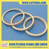 Подгонянное металлизированное изготавливанием кольцо керамики