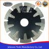 Scherp Blad 115mm van het Graniet Blad van de Zaag van de Diamant het Concave