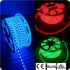 Flexibler LED Streifen des doppelten der Reihen-5050 Silikon-Gefäß-