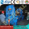 Ponto! Máquina de rolamento universal hidráulica da placa Mclw11stnc-40X3000, máquina de dobra da placa de 3 rolos, máquina de rolamento
