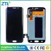 Мобильный телефон LCD для экрана касания края галактики S6 Samsung