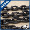 Heiße Kette des Verkaufs-legierter Stahl-dehnbare silberne Link-G80 und verwendete Anker-Kette