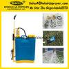 16L 플라스틱 배낭 스프레이어, 금관 악기 펌프 설명서 스프레이어