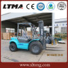 Toneladas novas do Forklift Diesel do terreno áspero do Forklift 2WD ATV de Ltma 3