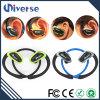 Fone de ouvido sem fio impermeável do estéreo do fone de ouvido de Bluetooth do Neckband Ipx6 do fabricante de China