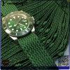 Vigilanza su ordinazione di affari dell'OEM di marchio della vigilanza della vigilanza di promozione Yxl-034 del Mens di Perlon della cinghia degli uomini di lusso di vendita caldi di Wirstband