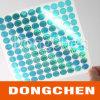 Libérer les collants transparents contrefaits Anti- adhésifs faits sur commande d'hologramme de modèle
