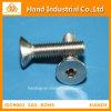 Anti Rust Precio competitivo Tornillos de cabeza plana plana M18 ~ M100