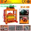 pour la construction de bâtiments ! ! Machine fournie par usine directe Qtj4-40 de bloc de cendre