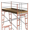 De Steiger van het Frame van de Deur van China ISO 9001, de Steiger van het Frame van de Ladder