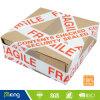 주문 허약한 상자 밀봉을%s 로고에 의하여 인쇄되는 포장 테이프