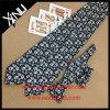 Cravate florale de mode de Mens estampée par soie de 100%