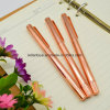 Rose Gold Metal Roller Pen for Promotion.