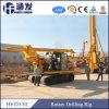 Plates-formes de forage rotatoires hydrauliques de Geotechical de chenille à vendre la foreuse utilisée de forage