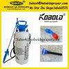 8L dirigem o pulverizador de pulverização da pressão do herbicida do gramado do jardim