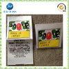 De fabriek Aangepaste Etiketten van de Zorg van het Satijn van het Kledingstuk (JP-CL060)