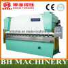 Hydraulische Presse-Bremse, Wd67y Serie China, Wd67y 80t/3200, hydraulische verbiegende Maschine