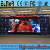 Pantalla publicitaria video de interior de P4mm LED