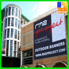 Advertizing Exhibition를 위한 PVC Flex Hanging Banner를 주문 설계하십시오