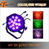 PARITÀ professionale LED della fase di illuminazione di DMX DJ