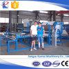 La vinculación fuerte de la alta calidad de la fábrica de Kuntai calza la máquina que lamina de la plantilla