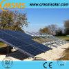 Coste barato de tierra de los paneles solares